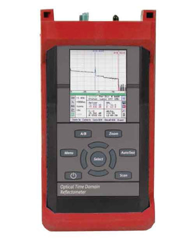 Bobcat Mini OTDR Single Wavelength - Multimode 850nm w/VFL and LTS
