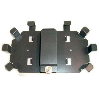 "Splice Tray Bracket for PCH-01U, accepts (4) type 2 (0.2"") trays or (2) type 4 (0.4"") trays"
