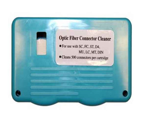 Fiber Optic Cleaning Cassette