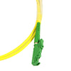1m Simplex 8.3/125?æm/2.8mm Single Mode E2000/APC to E2000/APC Patch Cord - FOSCO (Fiber Optics For Sale Co.) - 2