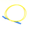1m Simplex 8.3/125?æm/2.8mm Single Mode E2000/UPC - E2000/UPC Patch Cord - FOSCO (Fiber Optics For Sale Co.) - 3
