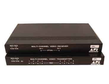 Eight Channel FM Video Receiver,Multimode