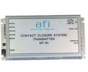 8-Channel Contact Closure with Fail Safe,TX,Multimode