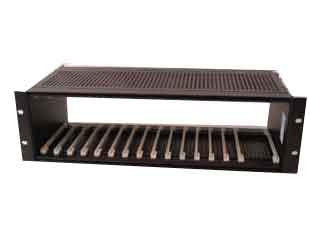 Standard Rackmount Card Cage 14 Slot Capacity with 1 Power Supply