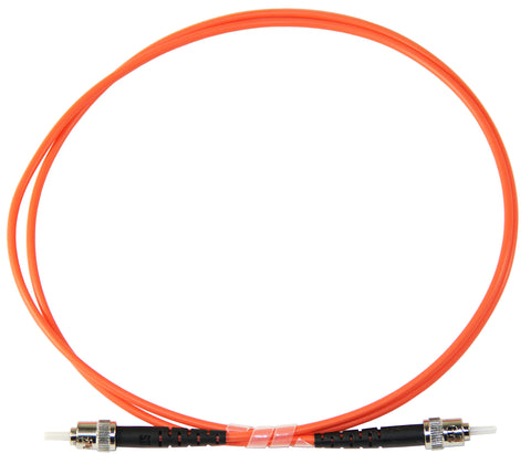 1m ST-ST Simplex 50/125µm multimode patch cord