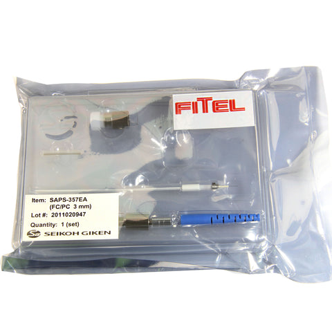 FITEL FC/UPC Splice-On Connector 3.0mm jacketed cable, SMF