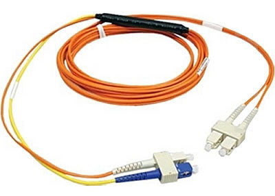 SC-SC 62.5/125µm mode conditioning patch cord, SC single mode, 1 meter length
