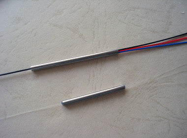 1x3 Single Mode Dual Window (1310/1550nm) Coulper, 33/33/33 Ratio, 900µm Loose Tube Fiber