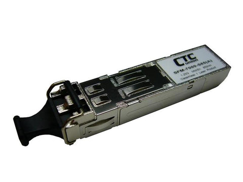 SONET OC3 155Mbps and Fast Ethernet SFP transceivers