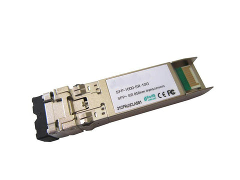 SFP-9800-SR SFP+ 8G Fibre Channel SR optical transceiver multimode, 300m