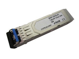 Gigabit single strand BiDi SFP transceiver 80Km T:1490/R:1550nm DDM Cisco ready