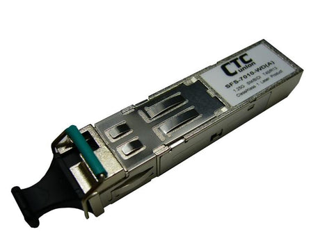 SFP Gigabit modules, special single strand BiDi(WDM) 1310/1490nm