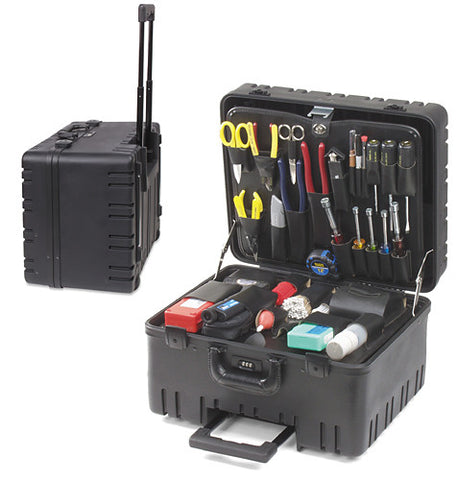 SP1-SPC35C Standard Fiber Optic Install Tool Kit