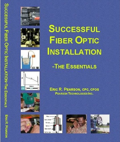 Successful Fiber Optic Installation - Eric Pearson