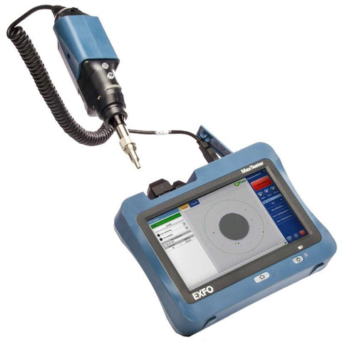 EXFO Handheld Display with Manual Digital Inspection Probe