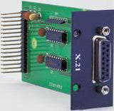 X21 data port module for TTU01 T1 acces unit