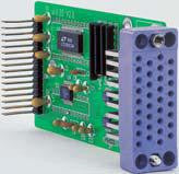 V35 data port module for TTU01 T1 acces unit