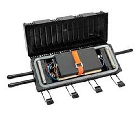 UCAO Outside Splice Enclosure Up To 60 Splices Accepts 5 Splice Trays