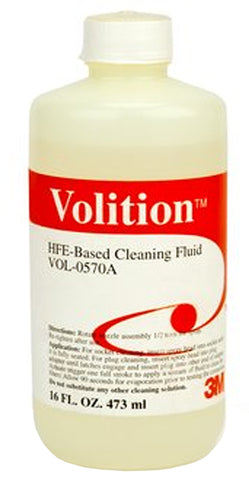 HFE-Based Cleaning Fluid, 16 oz. Bottle (replacement)