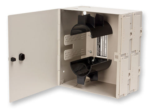 Corning WIC-024 24 Fiber Wall Mount Interconnect Center - Accepts 4 WIC Connector Panels