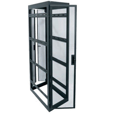 "24RU x 36""D Configured Server Enclosures"