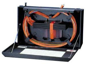 Wall-Mountable Splice Housings (WSH), For Up To (11) 0.4-in (Category 4S, 4R or 4A) Splice Trays