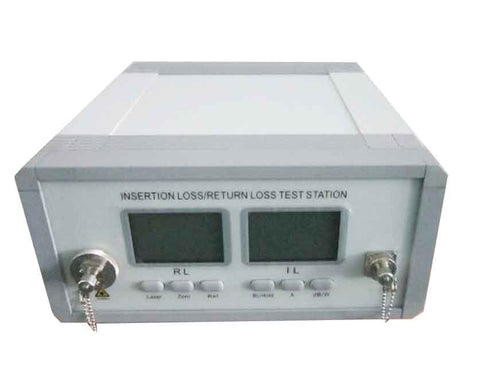Insertion Loss & Return Loss Tester