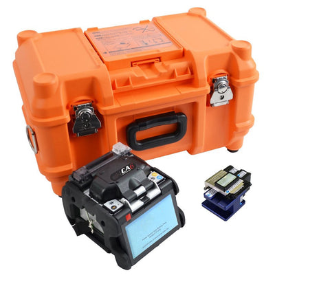 CA6 Core Alignment Fusion Splicer Kit W/FC-6RS Cleaver