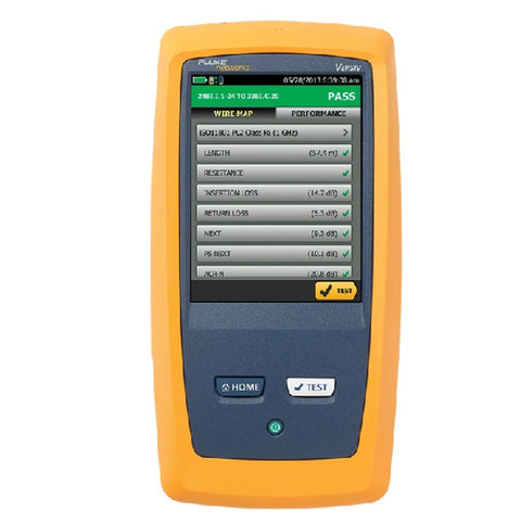 Fluke 1 GHZ DSX QUAD OLTS INSP V2, with WIFI