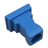 SC Mating Sleeve Adapter Dust Caps, 100 pcs/pack. Choose Color