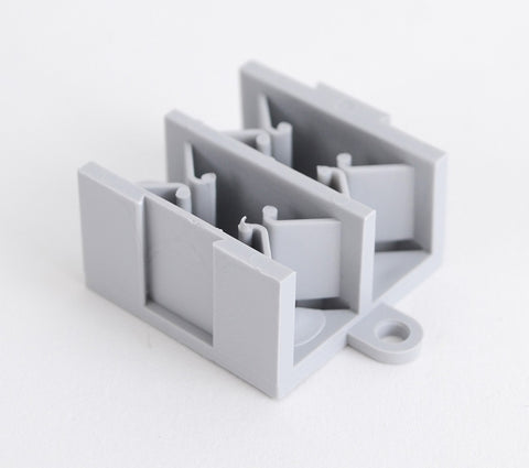 Splice Bridge (4-way) Fits in The 4 Port Wall Mount Box F1-WM4PW and F1-WM4S