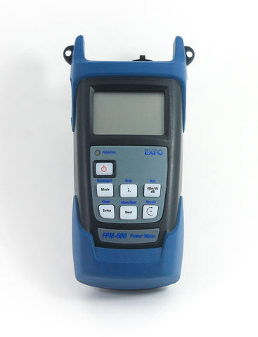 EXFO FPM-602 Power Meter with Ge Detector