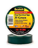 "3M 35 Series Electrical Tape (1/2""x20') -10 rolls/pkg"