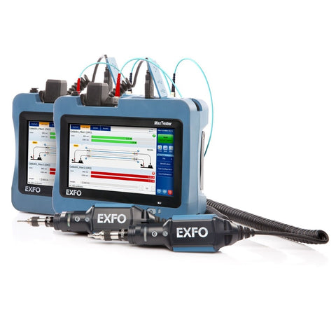 EXFO MaxTester 945P Tier-1 Fiber Certifier OLTS Multimode/Single Mode Kit Quad