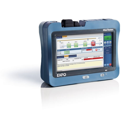 EXFO MAX715BM1 Dedicated Handheld OTDR VFL PM OTDR Only Soft