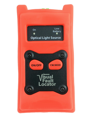 Visual Fault Locator with SC/APC Adapter (Single Mode)