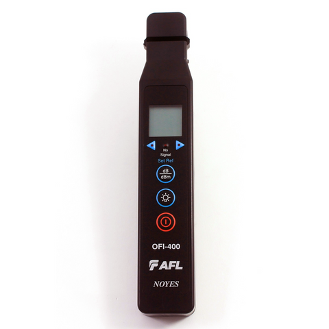 AFL OFI 400 Optical Fiber Identifier for Use with 250µm, 900µm, Ribbon, 2mm and 3mm Jacketed Optical Fibers
