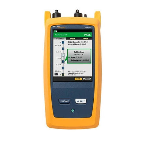 Fluke Optifiber Pro Quad OTDR V2 with Inspection & WiFi