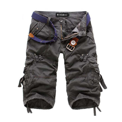 Cargo Shorts Four Colors