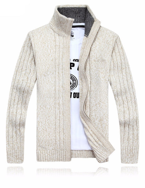 Wool Casual Knitted Sweater
