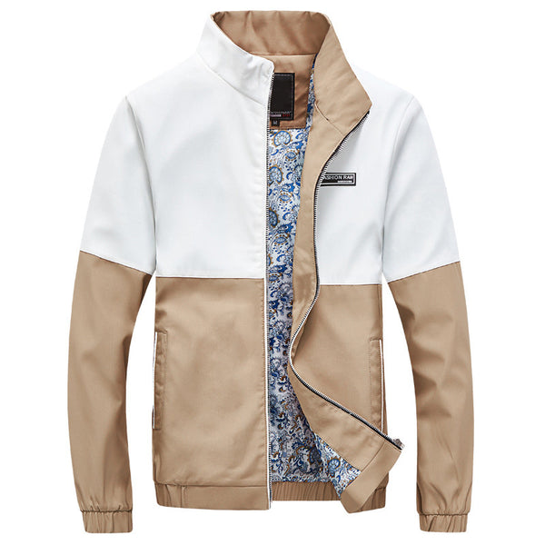 Men's Active Sport Windbreaker