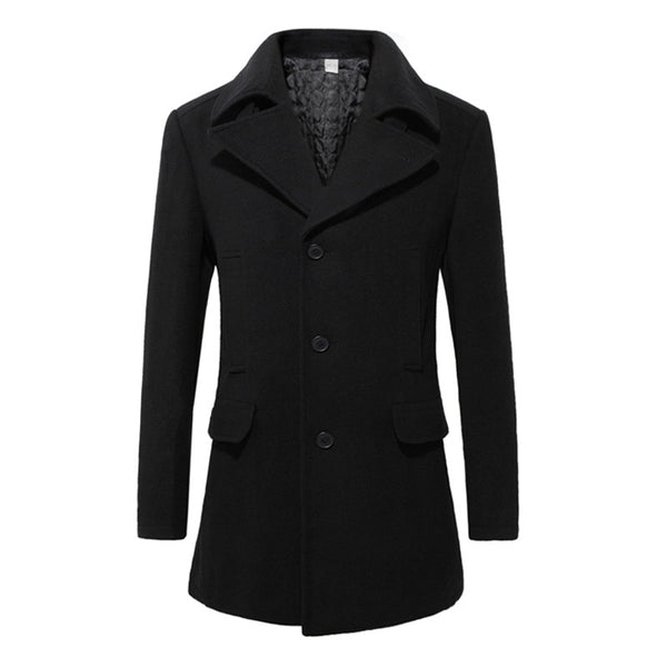 British Cashmere Coat