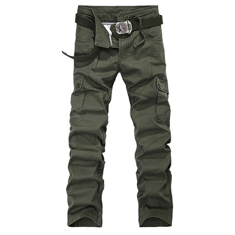Military Pants 3 Colors Army