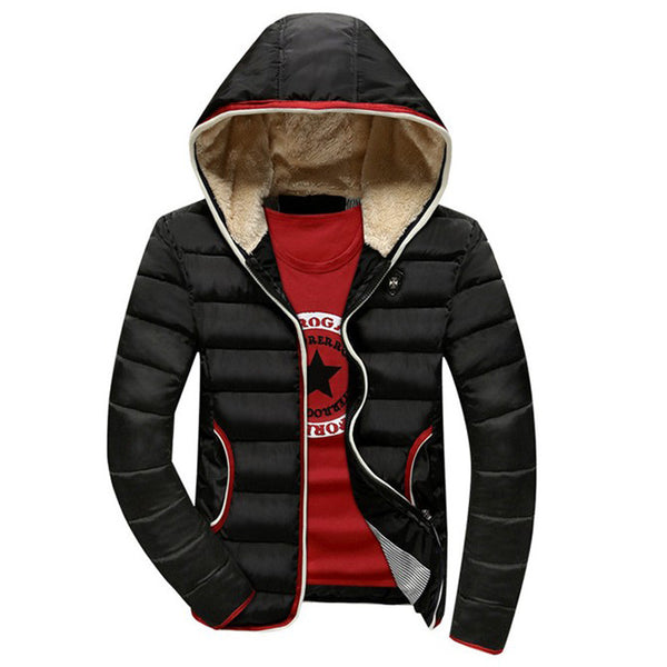 Men Jacket Cotton Coat