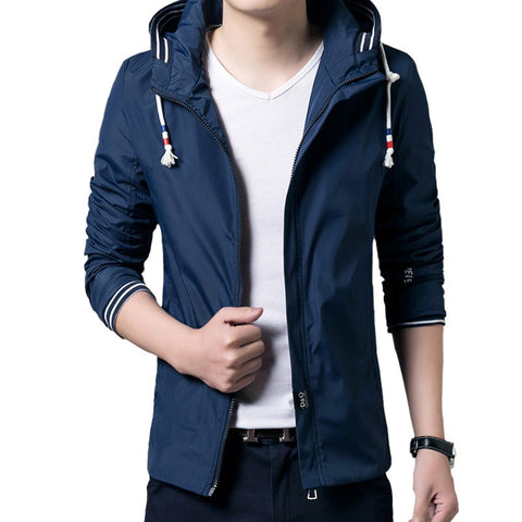 Spring Casual Windbreak Jacket