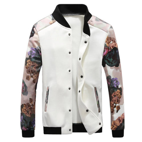 Fashion Spring Bomber Jacket