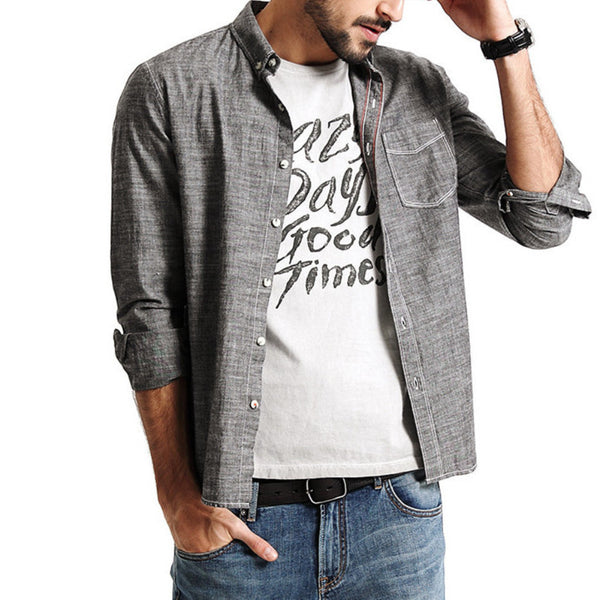 Contemporary Urban Shirt