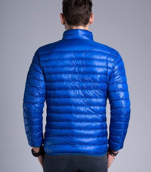 Men's Casual Breathable Winter Jacket