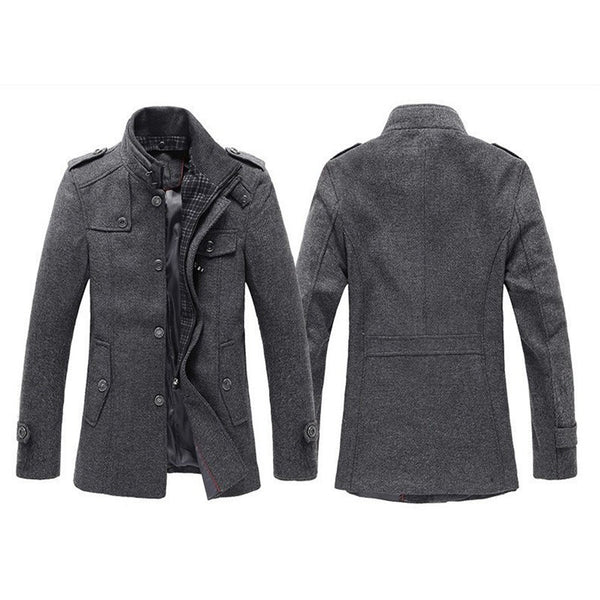High Quality Men's Windproof Jacket