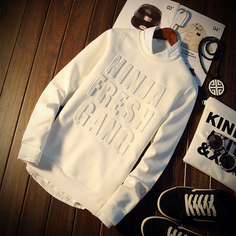 Contemporary Casual Sweatshirt
